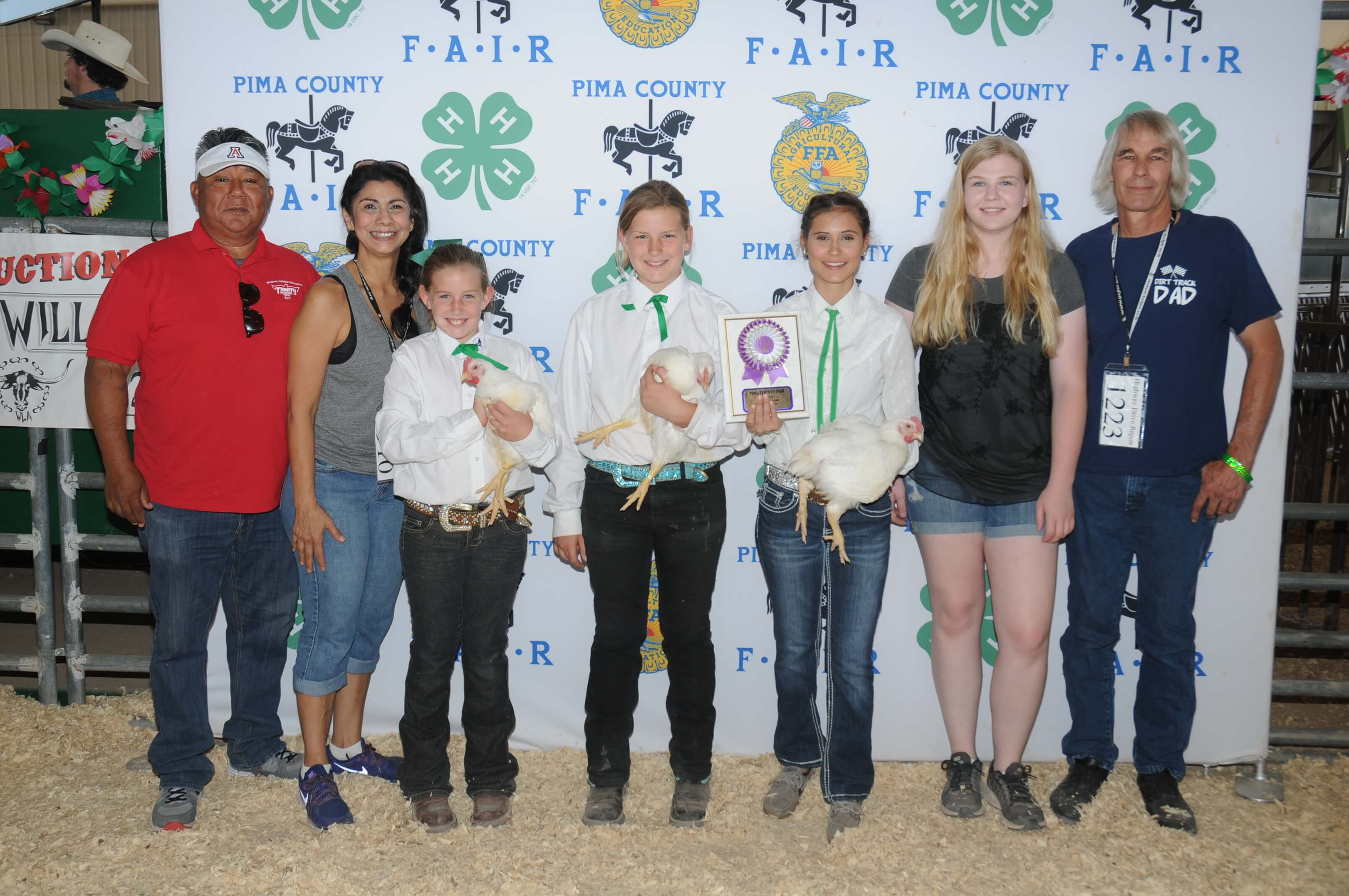 2018 Champion Photos Pima County Jr Livestock Sales Inc