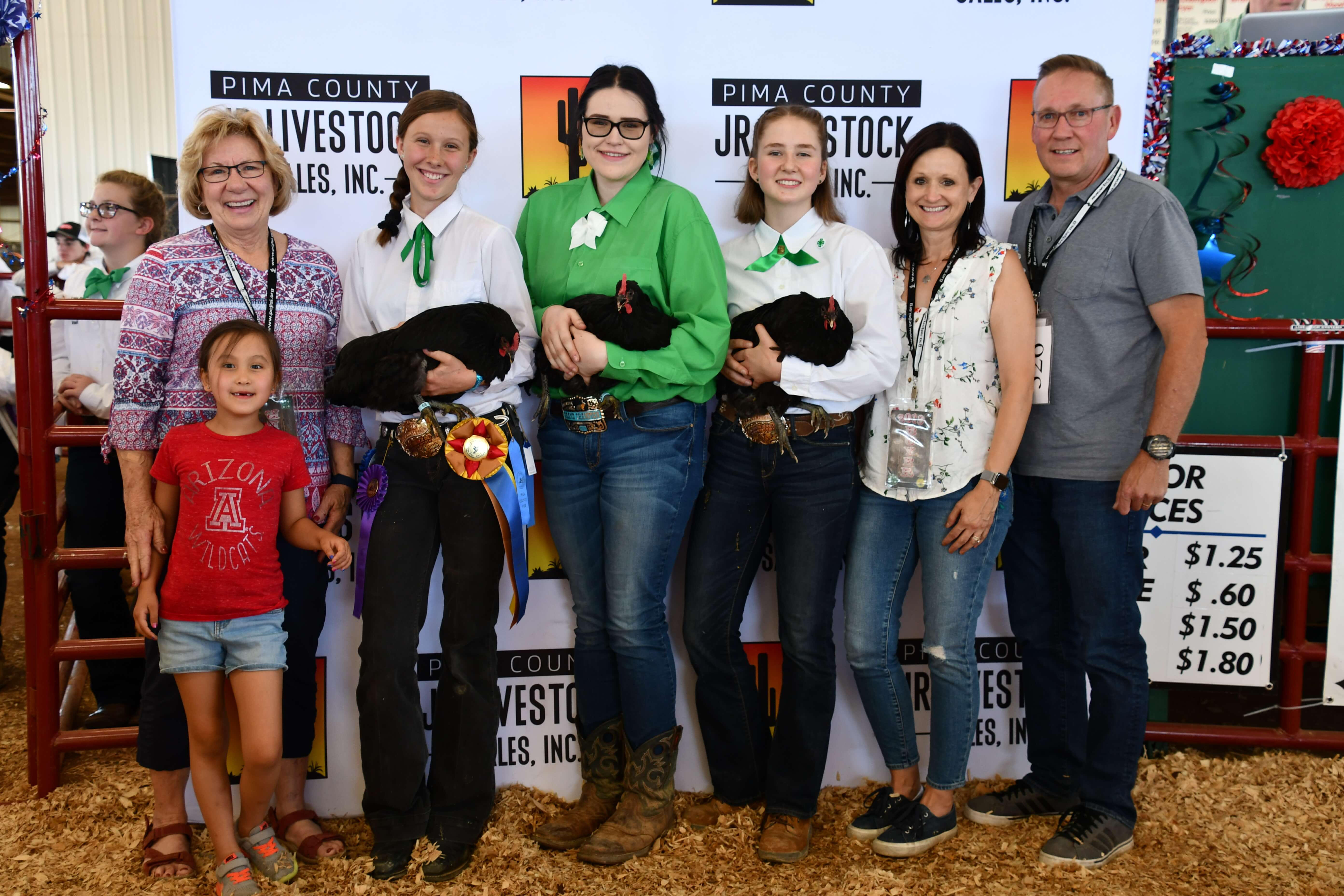 2019 Champion Photos Pima County Jr Livestock Sales Inc